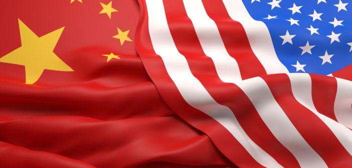 Koronavirüs Salgını, Uluslararası Toplum ve Afrika'da ABD-Çin Rekabeti