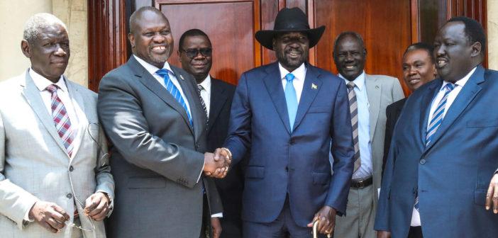 Güney Sudan'da idari sistem değişikliği ve vali atamaları