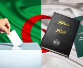 1 Kasım Referandumu ve Cezayir'de anayasa değişiklikleri