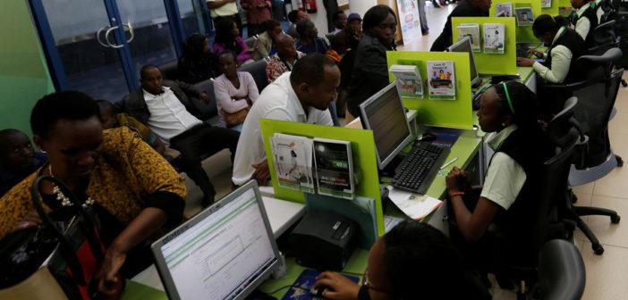 Afrika'da yüzde 80'in bankayla teması yok!