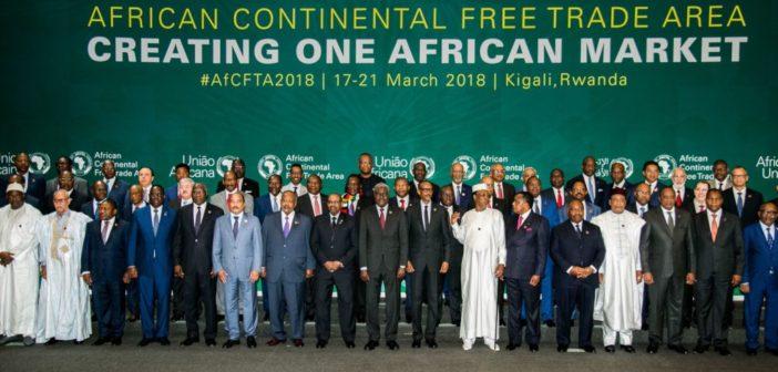 Afrika'nın Ekonomik Bütünleşme Stratejisi: Afrika Kıtası Serbest Ticaret Anlaşması