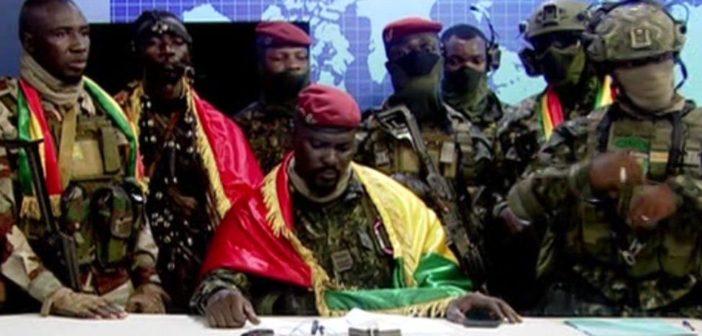 Gine Cumhuriyeti: 1 Demokratik, 3. Askeri Rejim
